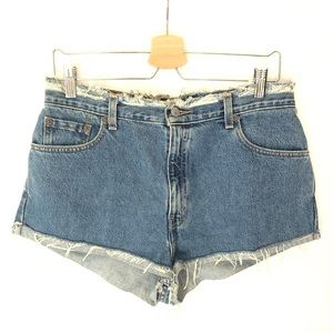 Levi's 559 Relaxed Fit Distressed Shots